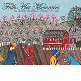 Folk Art Memories: The Folklife Illustrations of Gladys M. Lutz - Gladys M. Lutz