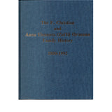 The F. Christian and Anna Eleanora (Zaft) Ortmann Family History, 1800-1902 - Marnette D. (Ortmann) Hofer