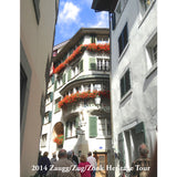 2014 Zaugg/Zug/Zook Heritage Tour - Masthof Bookstore and Press