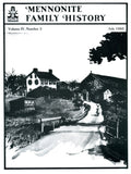 Mennonite Family History July 1985 - Masthof Press