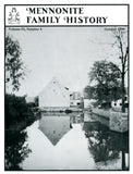 Mennonite Family History October 1990 - Masthof Press