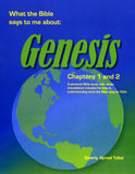 What the Bible Says to Me about Genesis, Chapters 1& 2 - Beverly Sprowl Teibel