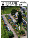 Mennonite Family History October 2007 - Masthof Press