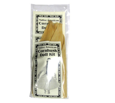 Indian Cornhusk Doll Kit - Historical Toys