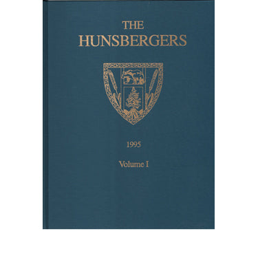 The Hunsbergers - George Hunsberger