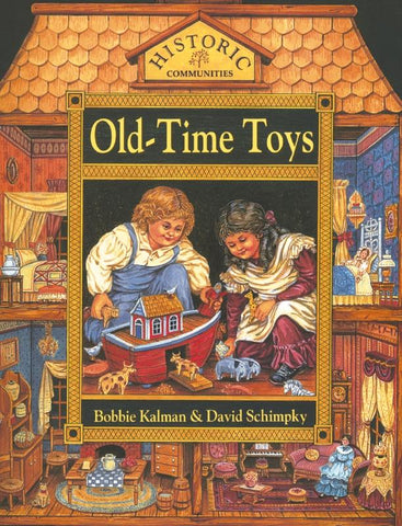 Old-Time Toys