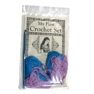 My First Crochet Kit - Masthof Bookstore