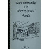 Roots and Branches of the Herrfort/Herford Family - Jo Ann Herrfort