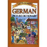 Let's Learn German Picture Dictionary - Masthof Bookstore