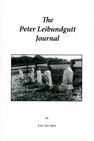 The Peter Leibundgutt Journal