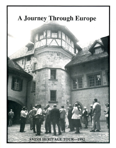 A Journey Through Europe - compiled by J. Lemar and Lois Ann Mast