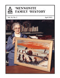 Mennonite Family History April 2015 - Masthof Press - 1