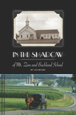 In the Shadow of Mt. Zion and Buchland School - Jacob Esh