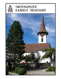 Mennonite Family History January 2016 - Masthof Press - 1