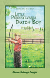 Little Pennsylvania Dutch Boy - Sharon (Durksen) Schnupp Kuepfer - 1
