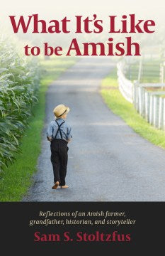 What It's Like to Be Amish: Reflections of an Amish Farmer, Grandfather, Historian, and Storyteller