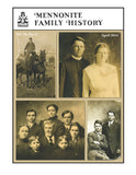 Mennonite Family History April 2016 - Masthof Press - 1