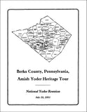 Berks County Pennsylvania, Amish Yoder Heritage Tour