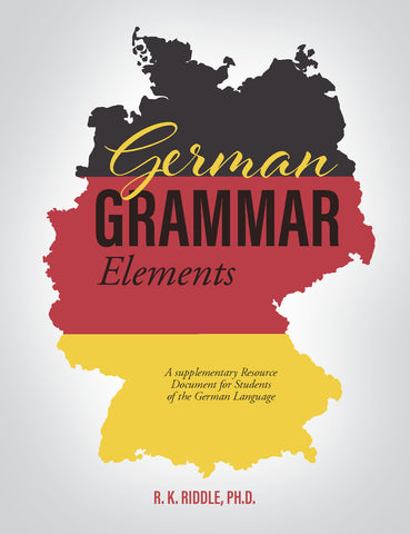 German Grammar Elements