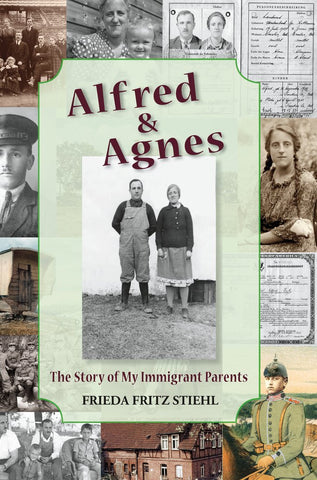 Alfred & Agnes: The Story of My Immigrant Parents