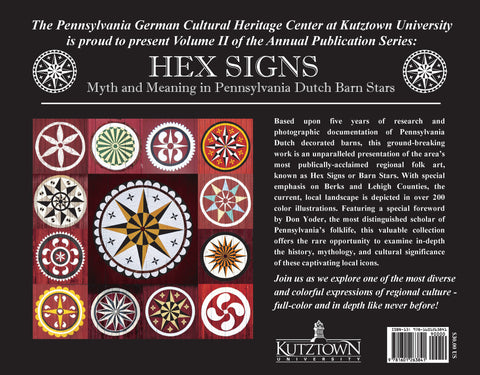 hex signs myth and meaning in pennsylvania dutch barn stars patrick donmoyer 2
