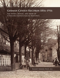 German Census Records, 1816-1916
