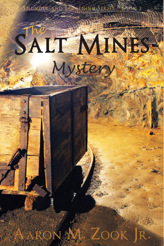 The Salt Mines Mystery (Thunder and Lightning Series, Book 2) - Aaron Zook