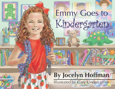 Emmy Goes to Kindergarten