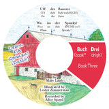 Uff der Bauerei: Wu iss der Spunky? (On the Farm: Where Is Spunky?) CD-3