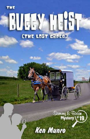 The Buggy Heist (The Lost Caper) - Ken Munro