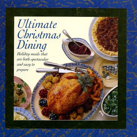Ultimate Christmas Dining - C. R. Gibson