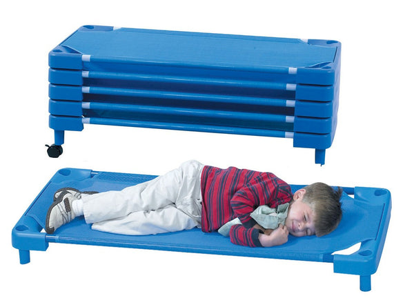 Children's Factory Full Size Cot - 5 Pack CF005-002