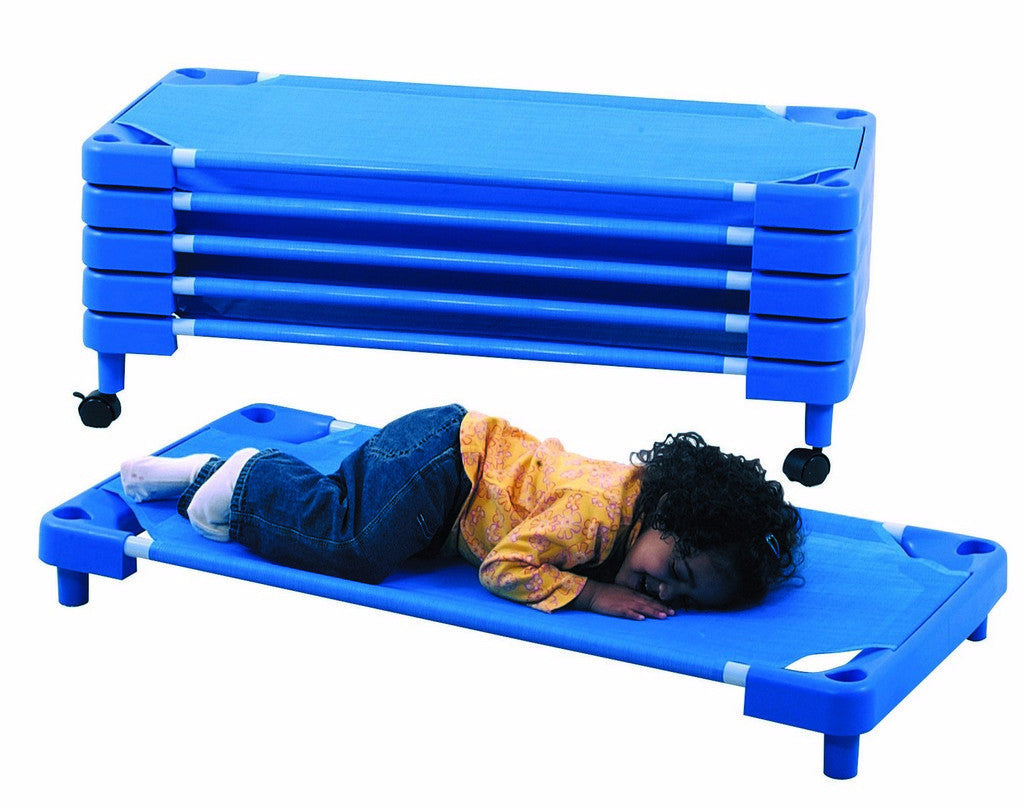 Children's Factory Toddler Cot - 5 Pack CF005-005