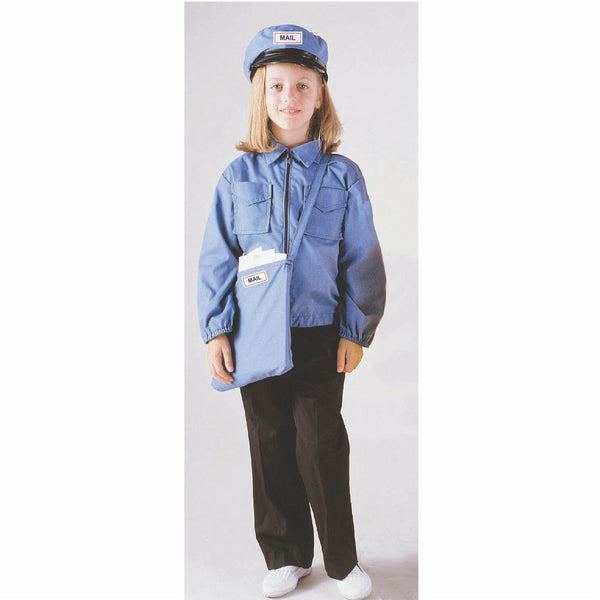 Children's Factory Mail Carrier Costume
