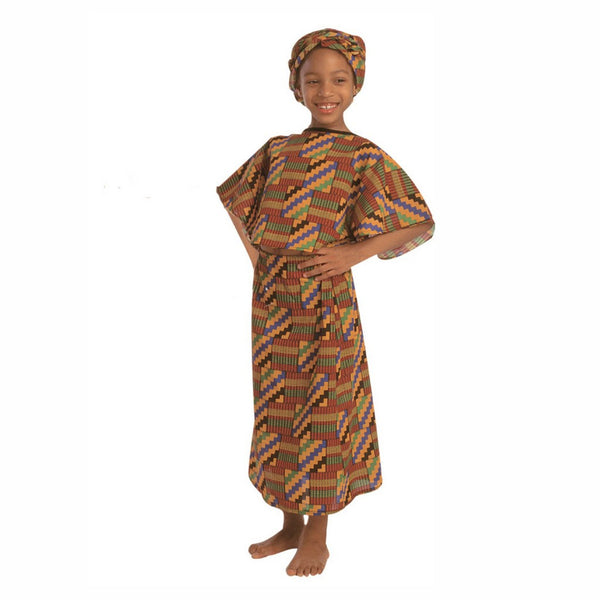 Children's Factory West African Girl Costume