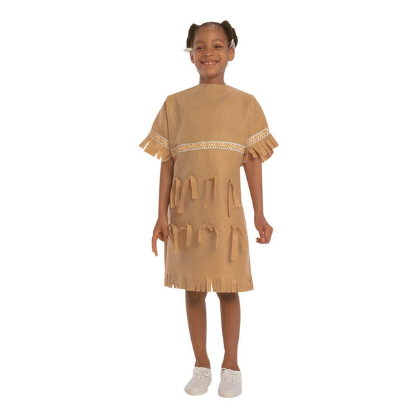 Children's Factory Plains Indian Girl Costume