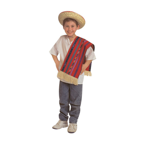 Children's Factory Mexican Boy Costume