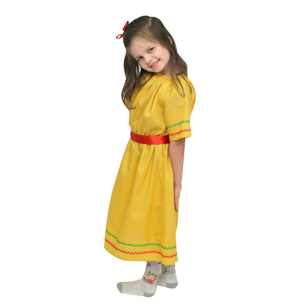 Children's Factory Mexican Girl Costume