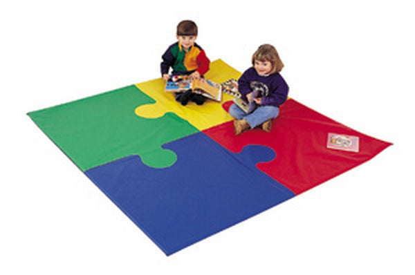 Children's Factory Square Puzzle Mat