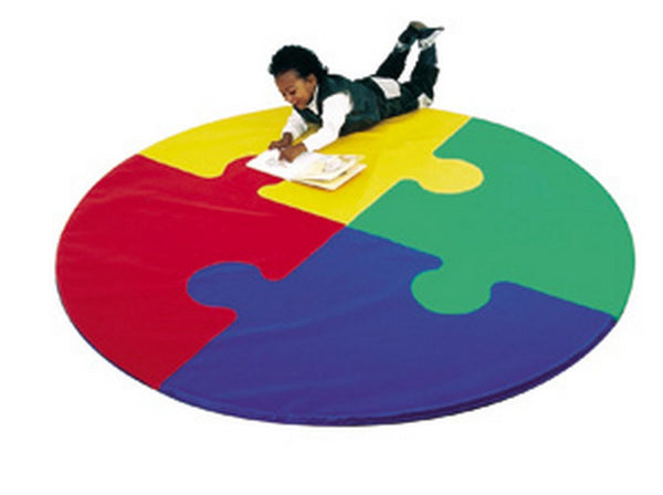 Children's Factory Circle Puzzle Mat