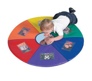 Children's Factory See-Me Picture Mat