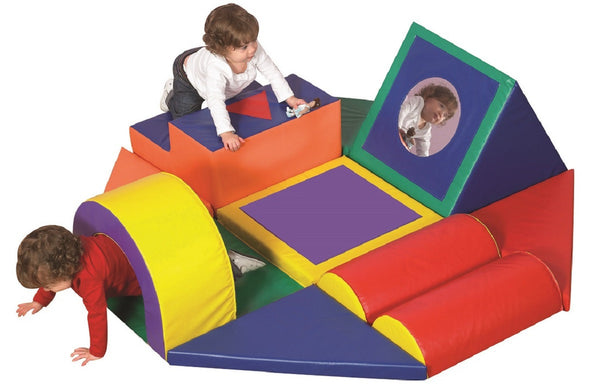 Children's Factory Shape and Play Obstacle Course CF322-391