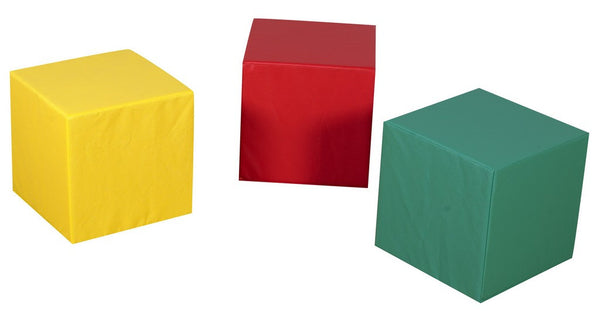 "Children's Factory 16"" Teacher Cubes - Set of 3"