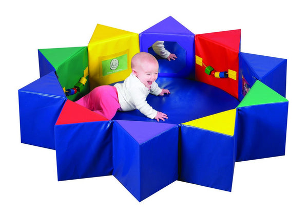 Children's Factory Multi-Activity Pentagon Set
