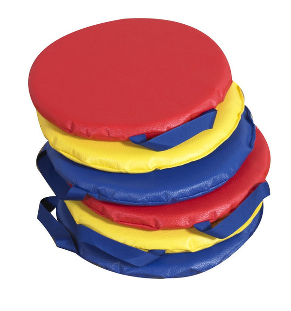 "Children's Factory 12"" Primary Sit-Arounds - Set of 6"