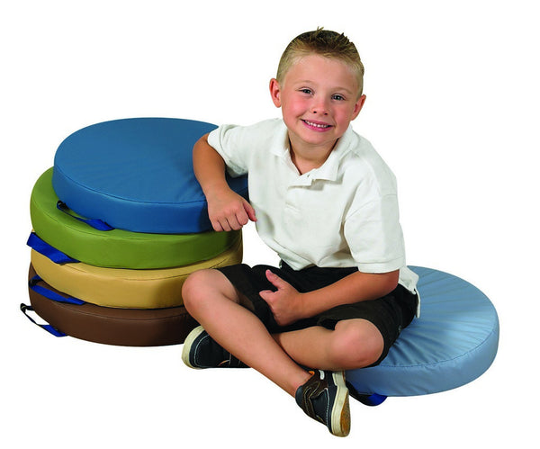 "Children's Factory 15"" Woodland Round Cushions - Set of 5"