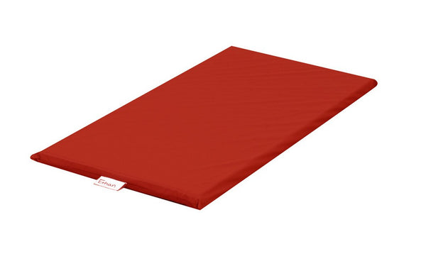 Children's Factory Rainbow Rest Mat - Red CF350-022