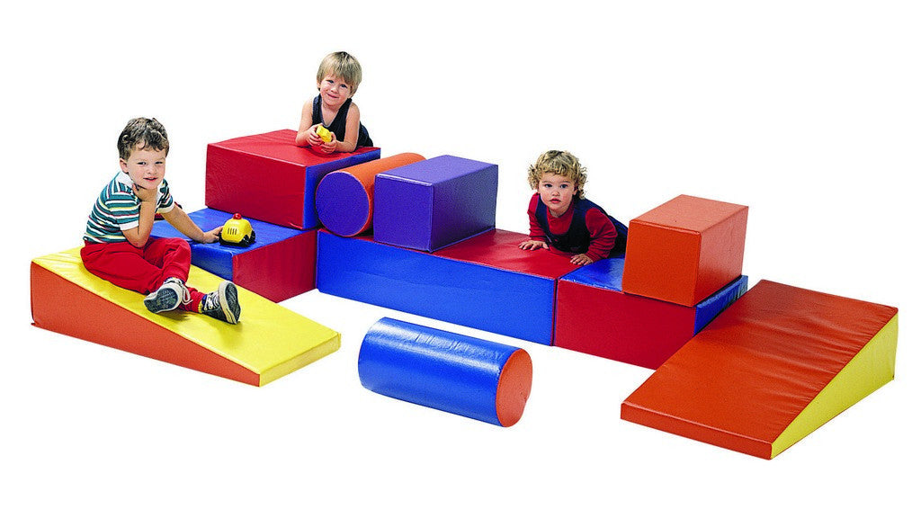 Children's Factory Soft Shapes Set