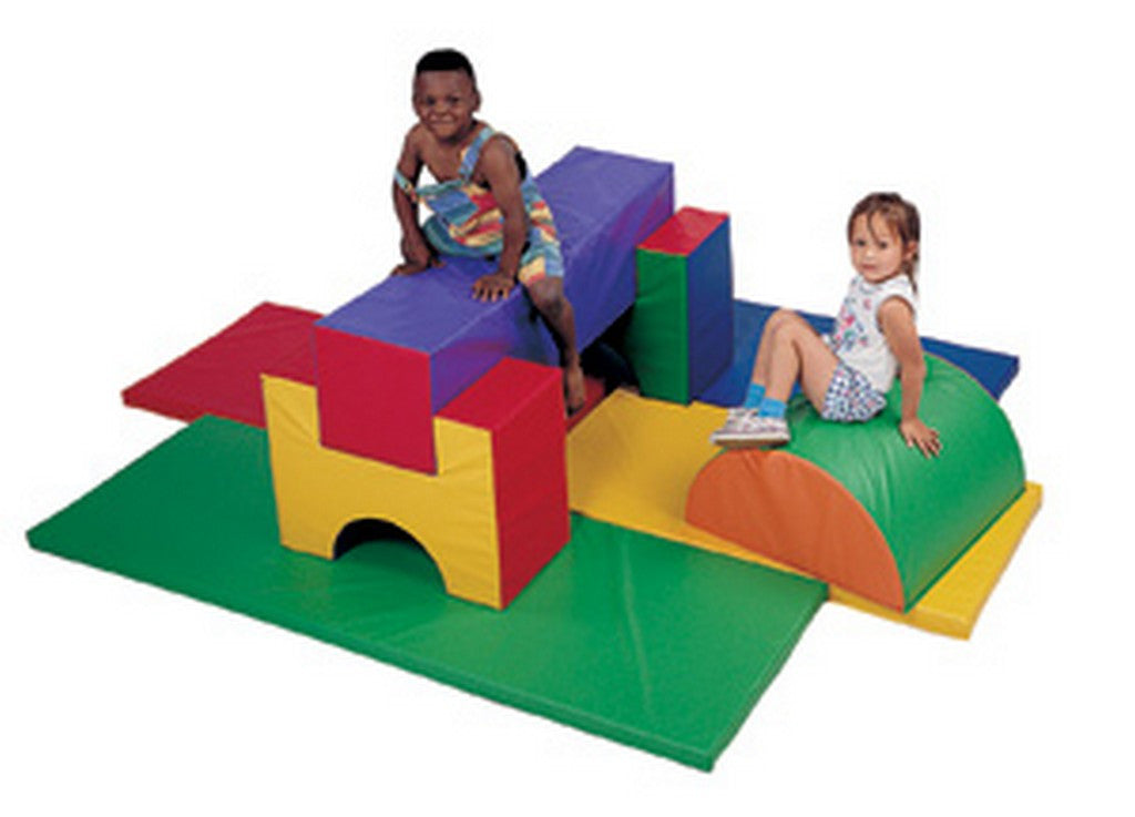 Children's Factory Jr. Activity Gym - 8 pc Set