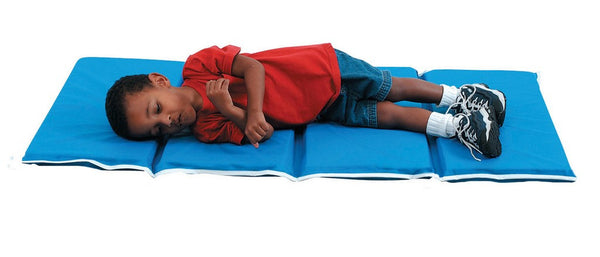 "Children's Factory Tough Duty Folding Rest Mat 1"" CF400-002"